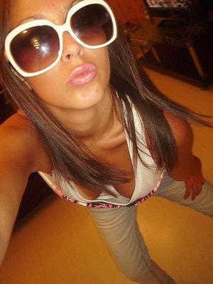 Angie from Virginia Beach, Virginia is DTF, are you?